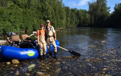 Talkeetna Float Fishing