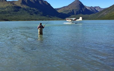 Talkeetna Fly-In Fishing